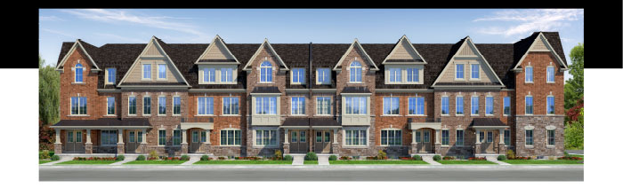 TownWoods Homes Exterior