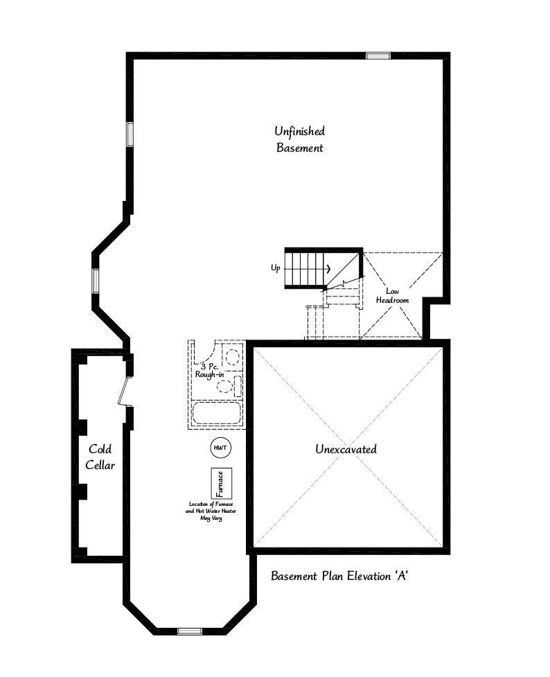 Windermere 12 Basement