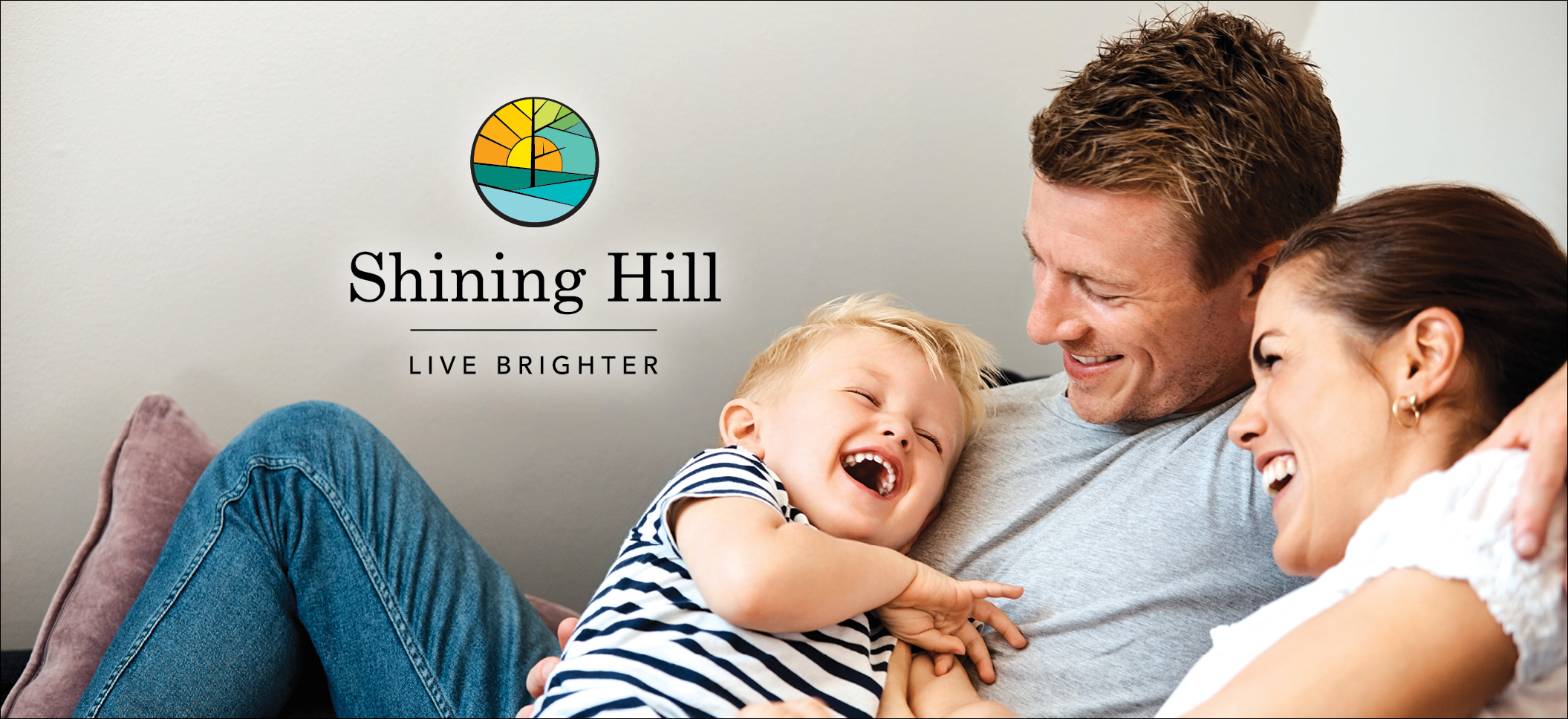 Shining Hill Family laugh image