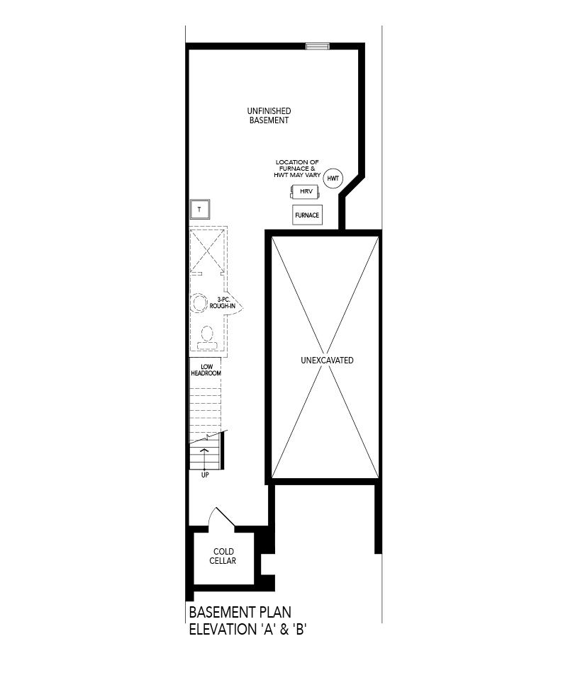 SOLIS 1 Basement level Floor Plan