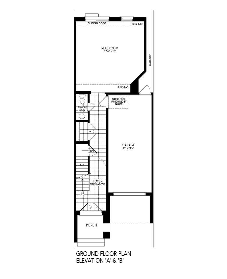 SOLIS 1 Ground level Floor Plan