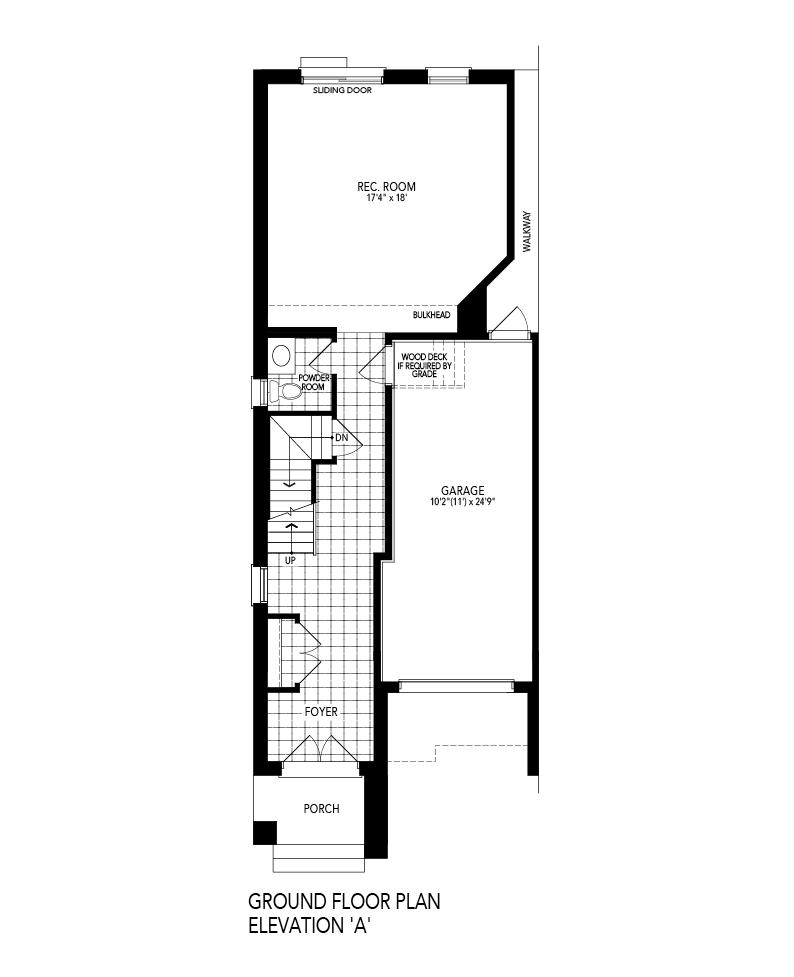 SOLIS 2 Ground Level Floor Plan