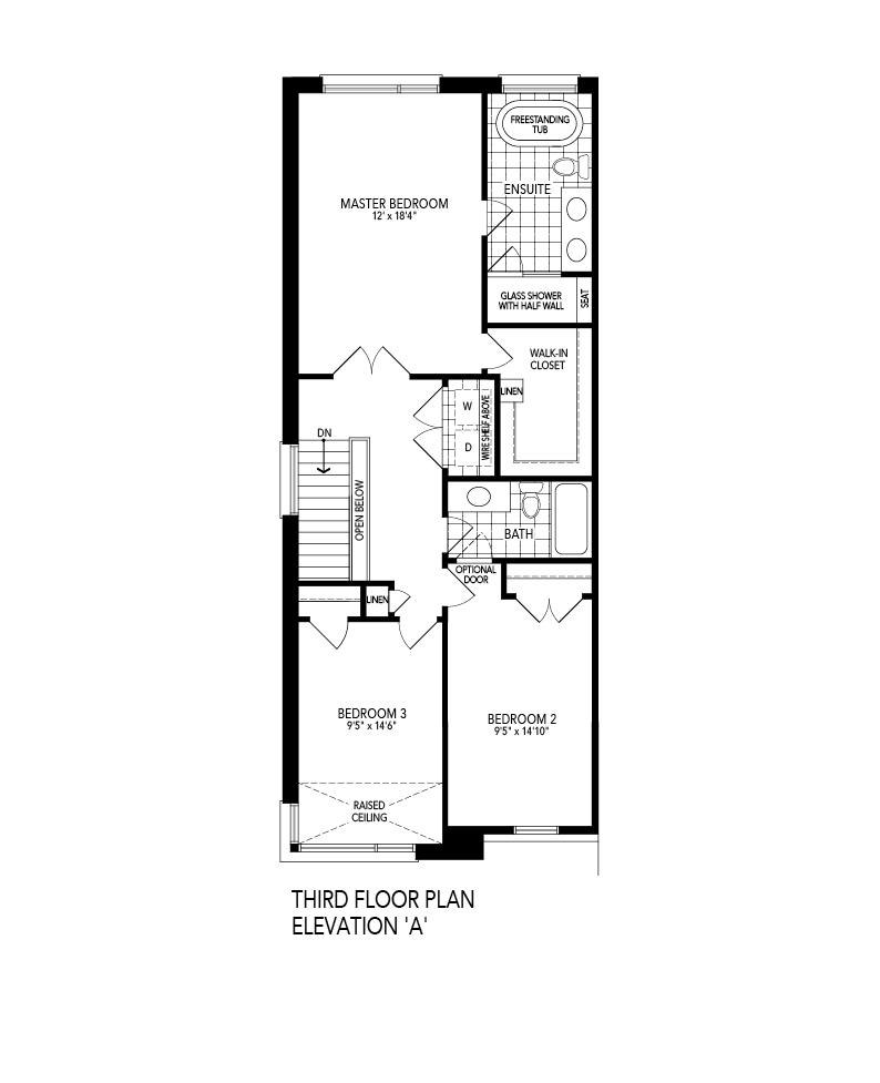 SOLIS 2 Third Level Floor Plan