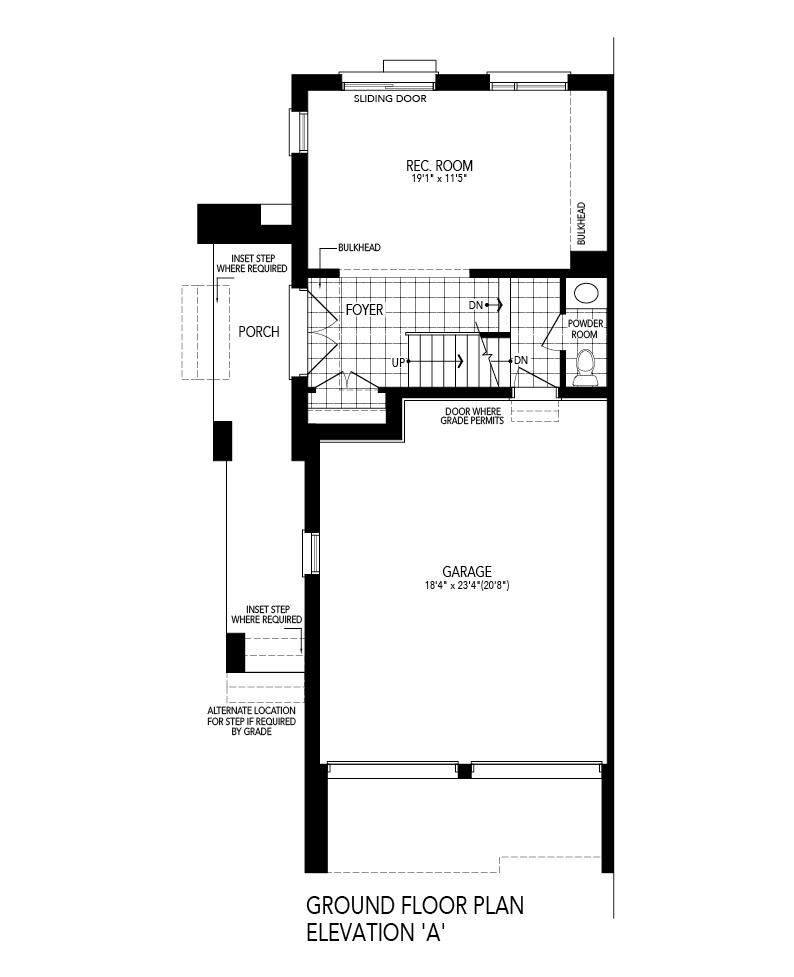 SOLIS 3 Corner End Ground Level Floor Plan