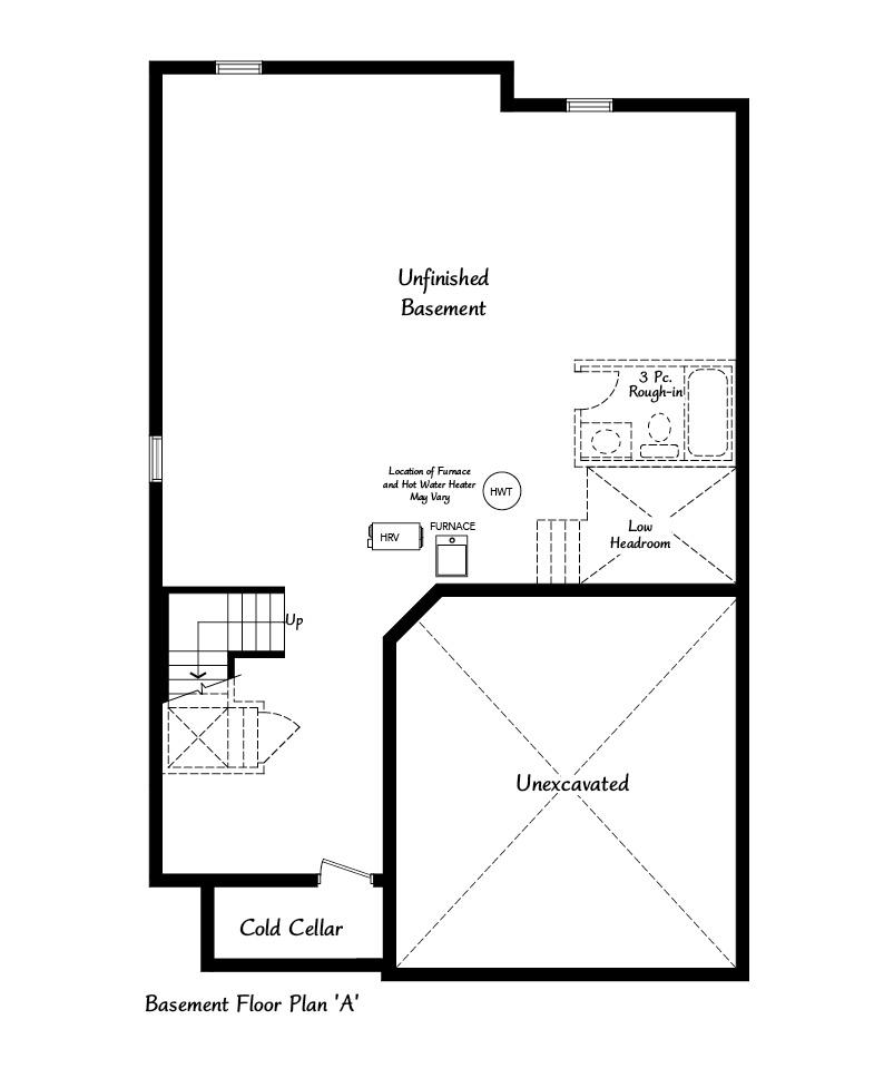 Windermere 24 Basement